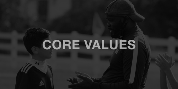 WHSA & NJ ELITE NEW CORE VALUES