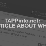 RE SHARE: TAPinto.net Article on WHSA